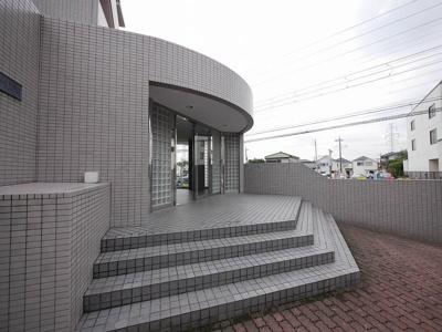 【エントランス】エスポワール東戸塚(エスポワールヒガシトツカ)