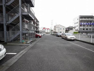 【駐車場】エスポワール東戸塚(エスポワールヒガシトツカ)