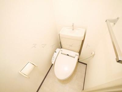 【トイレ】エスポワール東戸塚(エスポワールヒガシトツカ)