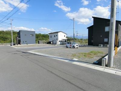 【外観】団子新居12区画分譲地 区画⑧