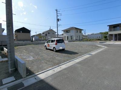 【外観パース】団子新居12区画分譲地 区画⑧