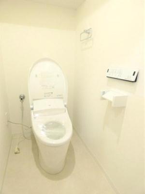 【トイレ】ユニハイム西宮Ⅱ