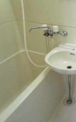 【浴室】ドーマ新中野