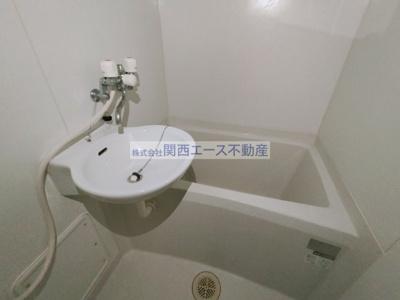 【浴室】レオパレスウィル