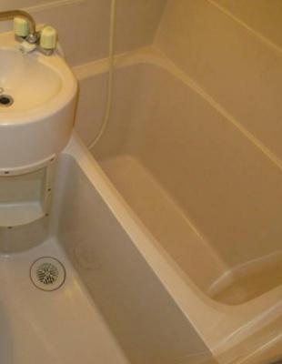 【浴室】エミュー千歳台