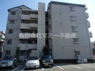 【外観】中川原1丁目マンションU