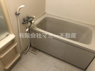 【浴室】中川原1丁目マンションU