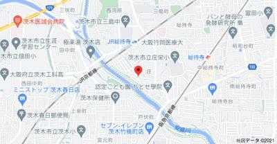【地図】メゾンゆうき