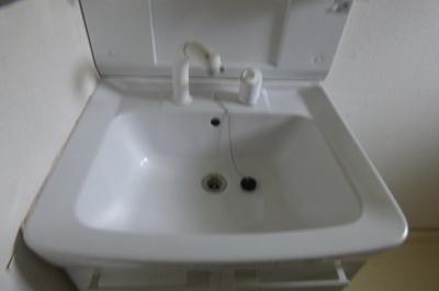 【洗面所】メゾンゆうき