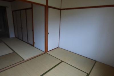 【寝室】メゾンゆうき