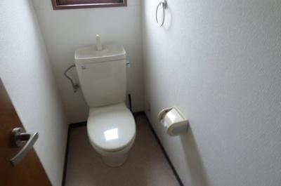【トイレ】メゾンゆうき