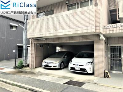 【駐車場】ロータリー板宿