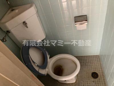 【トイレ】鵜の森2丁目マンションT