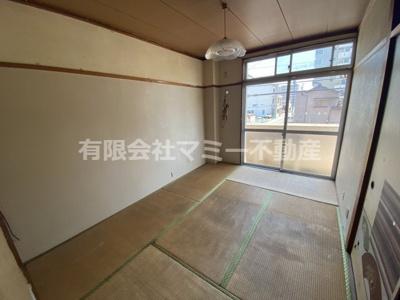 【洋室】鵜の森2丁目マンションT