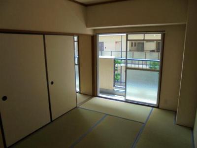 【和室】ファーストハイツ駒川