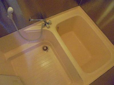 【浴室】ファーストハイツ駒川
