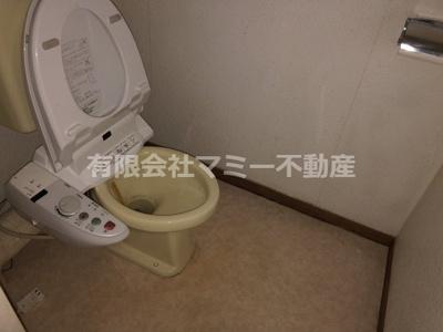 【トイレ】安島2丁目マンションT