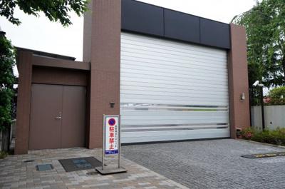 【駐車場】浦和常盤ザ・レジデンス ウエストレジデンス