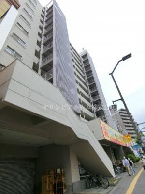 【外観】西新小岩ハイツ 12階 最 上階 角 部屋 リ ノベーション済