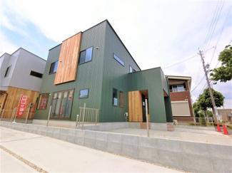【外観】56705 岐阜市西中島新築戸建て