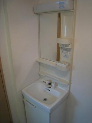 【独立洗面台】ウエストコーポ