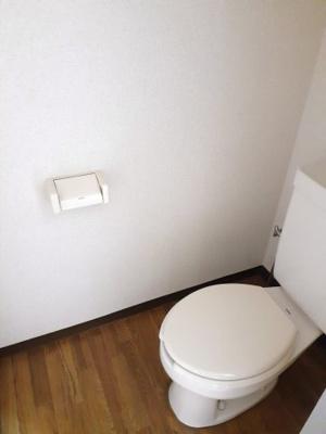 【トイレ】レークヒルA棟