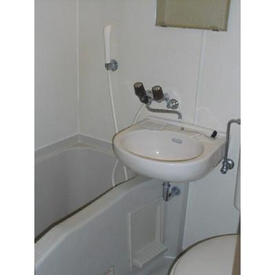 【浴室】Fハイツ北条