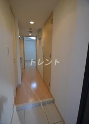 【玄関】アジールコート西新宿