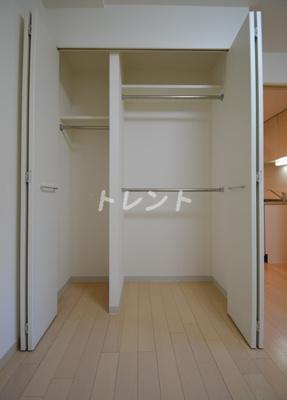 【収納】アジールコート西新宿