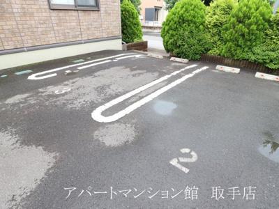 【駐車場】パサージュC