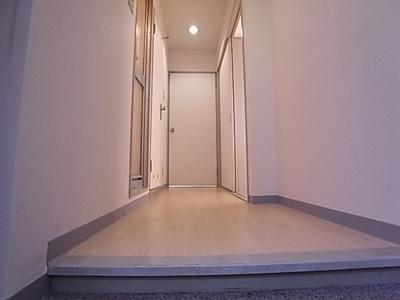 【玄関】セオコート高丸