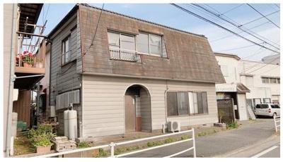 【外観】茅ヶ崎市中島 売地