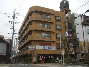 【外観】中大路ビル