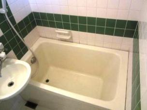 【浴室】中大路ビル