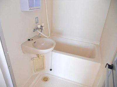 【浴室】坂田ハイツ