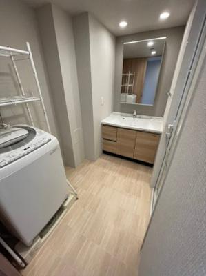 【独立洗面台】リビオ堺ステーションフロント