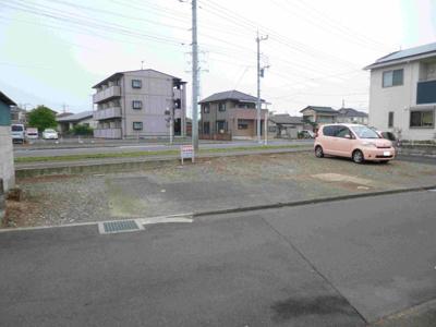 【外観】三友開発駐車場
