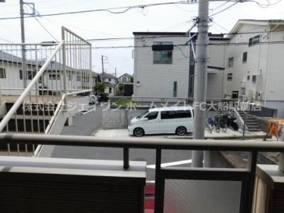 【展望】ドリス港南台