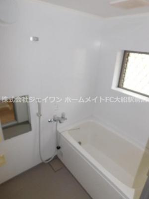 【浴室】ドリス港南台