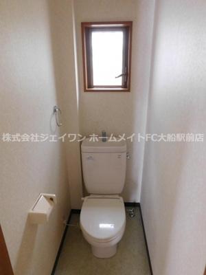 【トイレ】ドリス港南台