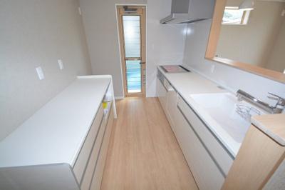 【キッチン】【野面】新築戸建