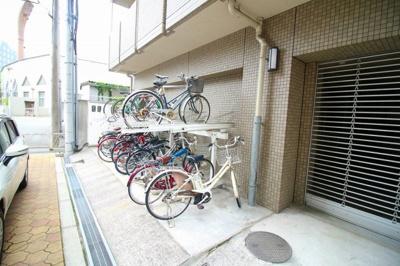 【駐車場】パークハイムうつぼ