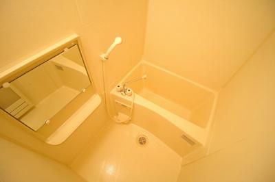 【浴室】パークハイムうつぼ