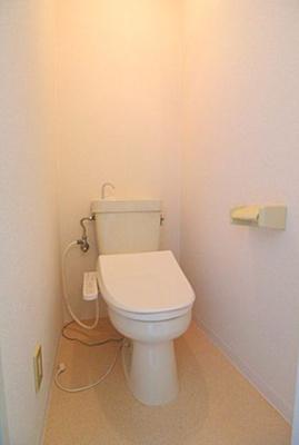 【トイレ】全15×1K、セパレートの一棟収益物件!