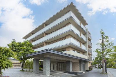【外観】ジ・アーバネックス京都松ヶ崎 2面バルコニー・眺望良好