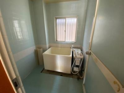 【浴室】西浦1丁目アパートM