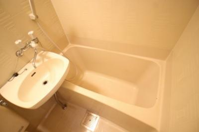 【浴室】第3三栄ビル