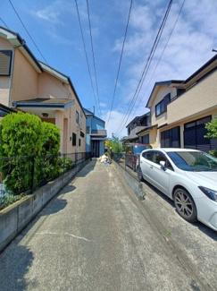 千葉市中央区今井 中古一戸建て 蘇我駅 2台駐車可能です