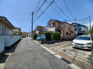 千葉市中央区今井 中古一戸建て 蘇我駅 南道路に接道しております