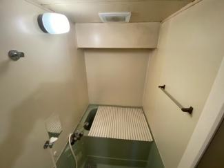 浴室です♪一日の疲れを癒してくれます!